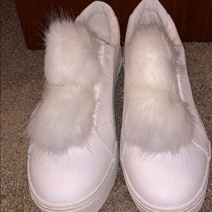 White Sam Edelman sneakers